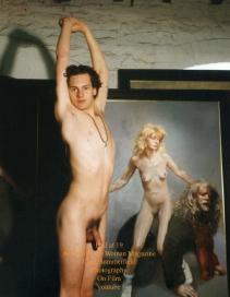 Paul Male Model